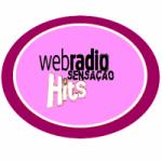 Logo da emissora Web Rádio Sensação Hits