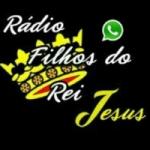 Logo da emissora Web Rádio Filhos do Rei Jesus