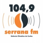 Logo da emissora R�dio Serrana 104.9 FM