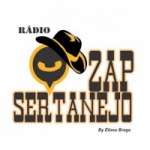 Logo da emissora Zap Sertanejo
