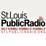 Logo da emissora KWMU 90.7 FM
