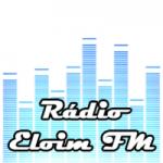 Logo da emissora Rádio Eloim