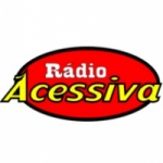Logo da emissora Rádio Acessiva