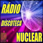 Logo da emissora Rádio Disco Nuclear