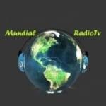 Logo da emissora Mundial Rádio TV