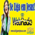 Logo da emissora Se Liga em Jesus