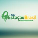 Logo da emissora Rádio Estação Brasil