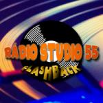 Logo da emissora Rádio Studio 55 Flashback