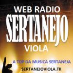 Logo da emissora Web Rádio Sertanejo Viola