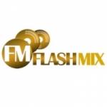 Logo da emissora Flash Mix Rádio Web
