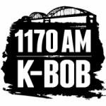Logo da emissora Radio KBOB 1170 AM