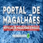 Logo da emissora R�dio Portal de Magalh�es