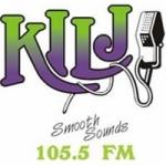 Logo da emissora Radio KILJ 105.5 FM