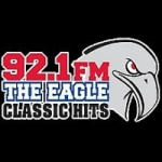 Logo da emissora Radio KZLB 92.1 The Eagle FM
