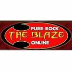 Logo da emissora Radio Pure Rock The Blaze OnLine