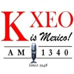 Logo da emissora KXEO 1340 AM