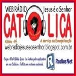 Logo da emissora Web R�dio Jesus � o Senhor