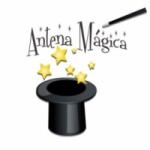 Logo da emissora Rádio Antena Mágica Curitiba