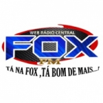 Logo da emissora Web Rádio Central Fox FM
