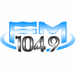 Logo da emissora Radio KSAL FM 104.9