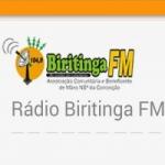 Logo da emissora Rádio Biritinga 104.9 FM
