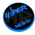 Logo da emissora Rádio Hiper Music