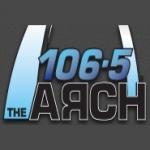 Logo da emissora WARH 106.5 FM