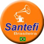 Logo da emissora Santefi Brasileira