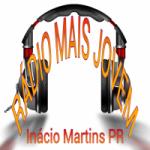 Logo da emissora Rádio Mais Jovem Web