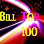 Logo da emissora Bill Top 100