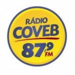 Logo da emissora R�dio Coveb 87.9 FM