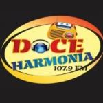 Logo da emissora Rádio Doce Harmonia