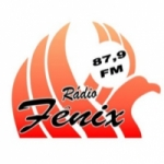 Logo da emissora R�dio F�nix 87.9 FM