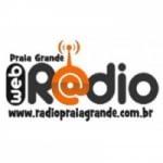 Logo da emissora R�dio Praia Grande