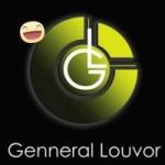 Logo da emissora General Louvor