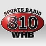 Logo da emissora WHB 810 AM