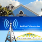 Logo da emissora RC Piracicaba