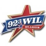 Logo da emissora WIL 92.5 FM