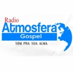 Logo da emissora R�dio Atmosfera Gospel
