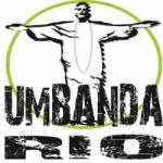 Logo da emissora Umbanda Rio
