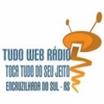 Logo da emissora Tudo Web Rádio