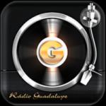 Logo da emissora Rádio Guadalupe