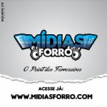Logo da emissora Mídias Forró