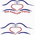 Logo da emissora Rádio Vida Espírita