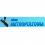 Logo da emissora Rádio Metropolitana 93.3 FM