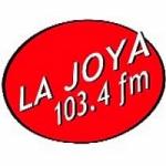 Logo da emissora Radio La Joya 103.4 FM