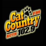 Logo da emissora Radio KCTR 102.9 FM