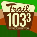 Logo da emissora Radio KDTR 103.3 FM
