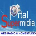 Logo da emissora Super Mídia Web Rádio