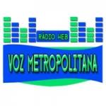 Logo da emissora Voz Metropolitana